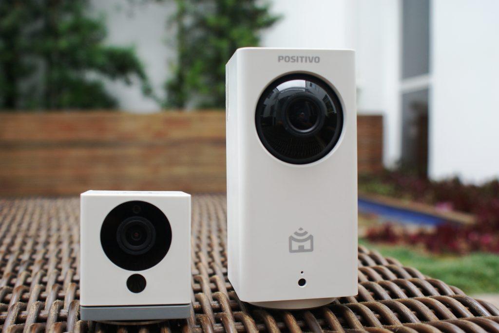 Smart Câmeras ajudam a manter sua casa protegida